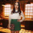 Juliana Lohmann estreou na TV aos 12 anos, na novela teen 'Malhação'