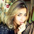 Jéssica Costa, filha do cantor sertanejo Leonardo, chama atenção por sua beleza de barbie: loira e olhos claros