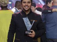 Renato Vianna vence a 4ª edição do 'The Voice Brasil' e fãs vibram: 'Que voz'