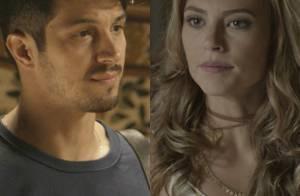 'Além do Tempo': Roberto declara que não se lembra de ter transado com Melissa