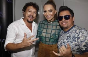 Fabio Lago canta música de 'A Regra do Jogo' e brinca: 'Chupa, Nero!'. Vídeos!