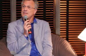 Pedro Bial fala sobre paternidade no 'Na Moral': 'Ser pai é um processo'
