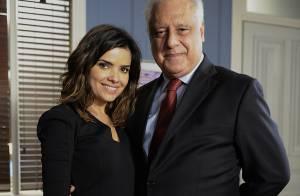 'Amor à Vida': Aline revela gravidez e faz César deixar Pilar para ficar com ela