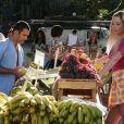 Marcos Pasquim e Danielle Winits repetiram a parceria de 'Kubanacan' no seriado 'Guerra e Paz' (2007), último trabalho de Carlos Lombardi na TV Globo