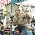 'Vereda Tropical' (1984), protagonizada por Lucélia Santos, foi a primeira novela assinada por Carlos Lombardi na TV Globo