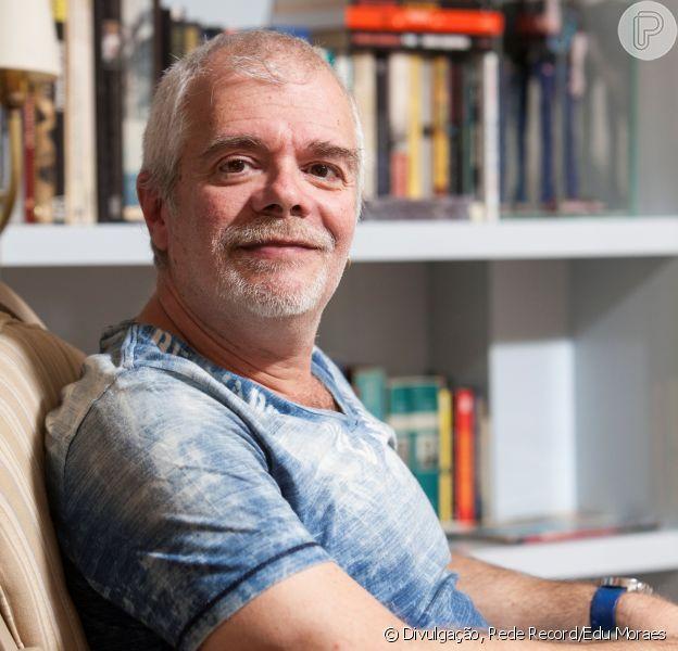 Em entrevista ao Purepeople, Carlos Lombardi comenta o processo de produção de 'Pecado Mortal'