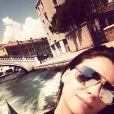 Giovanna Antonelli viajou para Veneza, na Itália, para rodar o filme 'SOS – Mulheres ao Mar'