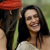 Cleo Pires sobre cenas de nudez em 'O Tempo e o Vento': 'Gosto de ficar pelada'