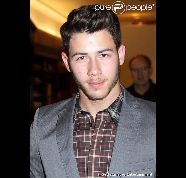 Nick Jonas completa 21 anos nessa segunda-feira, 16 de setembro de 2013