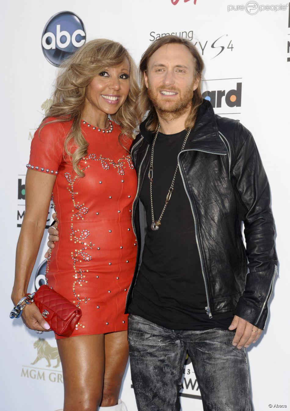 David Guetta e casado com Cathy Guetta e pai de dois filhos