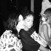 Katy Perry sobre beleza de Rihanna: 'Como ela consegue, fumando tanta maconha?'