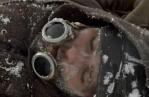 Bruno Gagliasso comenta cena na neve de 1º capítulo de 'Joia Rara': 'Grandiosa'