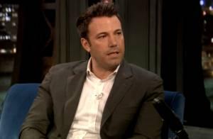 Ben Affleck fala sobre viver o Batman: 'Pediram para eu não usar a internet'
