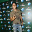 Rafael Calomeni no quarto dia de shows do Rock in Rio 2013