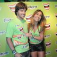 Sabrina Sato e Fábio Faria colocaram um ponto final na relação em julho, depois de três anos juntos