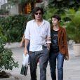 No início de setembro, Débora Falabella e Daniel Alvim confirmaram o fim do relacionamento