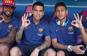 Neymar e Daniel Alves estão em lista de candidatos a melhor jogador do mundo