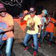 A festa da marca Bo.Bô teve o som dos meninso do 'Passinho do Volante'