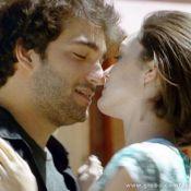 Fabinho se declara para Giane em 'Sangue Bom':'Quero casar e ter filhos contigo'