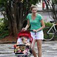 Luana Piovani deu à luz Dom, seu primogênito, no dia 26 de março