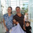 No dia 2 de novembro, nasceu o segundo filho de Fernanda Tavares e Murilo Rosa, Arthur