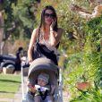 'Angel' da Victoria's Secret, Alessandra Ambrósio deu à luz Noah Phoenix no dia 7 de maio
