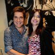 No dia 9 de janeiro, Luiza, a segunda filha do cantor Daniel com Aline de Pádua, integrou a lista de bebês de janeiro