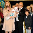 Celine Dion e o empresário René Angélil são pais de René Charles, e dos gêmeos Eddy e Nelson