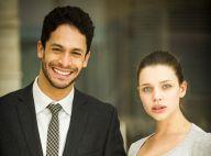 Rainer Cadete defende namoro de Rafael e Linda em 'Amor à Vida': 'Não é errado'