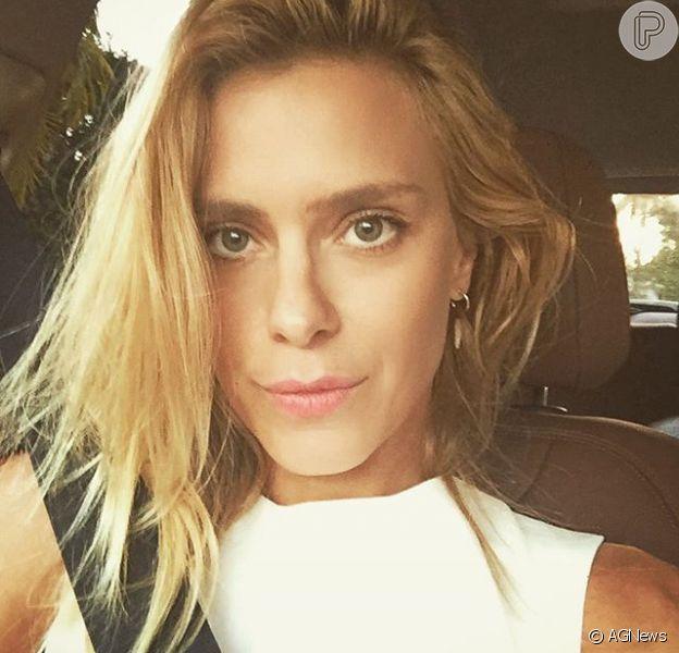 Carolina Dieckmann passa temporada em Miami com o marido, Tiago Worcman: a assessoria da atriz confirmou a viagem nesta segunda-feira, dia 25 de abril de 2016