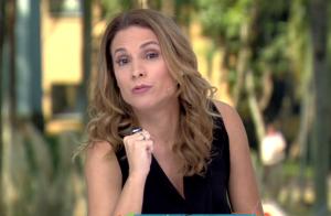 Maíra Charken apresenta 'Vídeo Show' após rumores de sua saída do programa