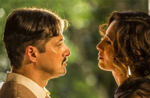 'Velho Chico': Carlos vê Tereza dançar com Cícero e tem crise de ciúmes. 'Minha'