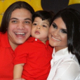 Wesley Safadão foi casado com a empresária Mileide Mihale por oito anos. Eles são pais de Yhudy, de 5 anos
