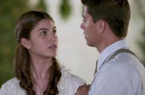 'Êta Mundo Bom!': Osório (Arthur Aguiar) tenta beijar Gerusa, mas leva um fora