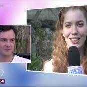 Nathalia Dill e Sergio Guizé voltam a trocar declaração de amor na TV: 'Orgulho'