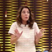 Ana Paula Padrão é criticada após dar conselho no 'MasterChef': 'Opinião besta'