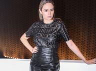 Ana Paula Renault revela estar 8Kg acima do peso na SPFW: 'Vou para o SPA'