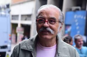 Famosos vão ao velório de Umberto Magnani; ator estava no ar em 'Velho Chico'