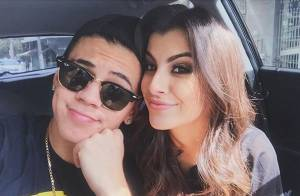 Biel assume affair com youtuber Nah Cardoso, par no clipe 'Química': 'Ficamos'
