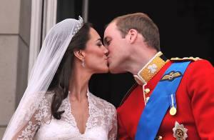 Família Real em festa! Kate Middleton e Príncipe William fazem 5 anos de casados