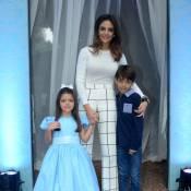 Carol Celico comemora aniversário de 5 anos da filha, Isabella, sem Kaká. Fotos!