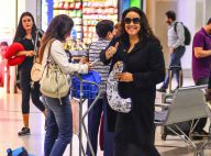 Ana Carolina e Letícia Lima são vistas juntas em aeroporto no Rio. Fotos!