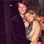 Gisele Bündchen usa look deslumbrante em momento romântico ao lado do marido