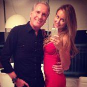 Ana Paula Siebert fala sobre o namorado, Roberto Justus: 'É um fofo, moleque'