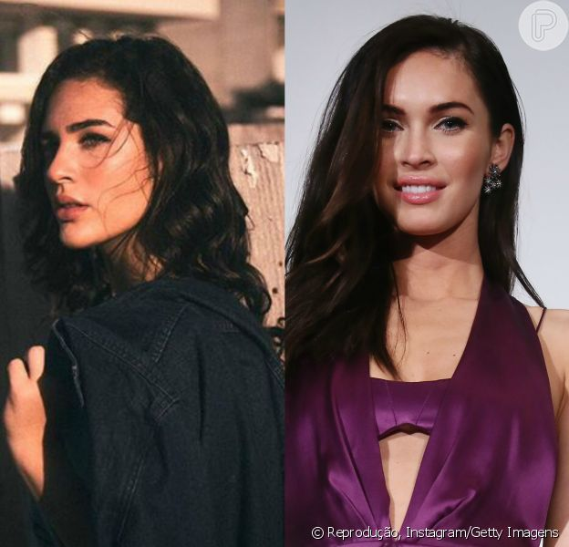 Lívian Aragão foi comparada com à celebridade de Hollywood Megan Fox após postar uma foto no Instagram, nesta segunda-feira, 2 de maio de 2016