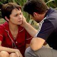 Débora Falabella e Murilo Benício começaram a namorar durante as gravações de 'Avenida Brasil'