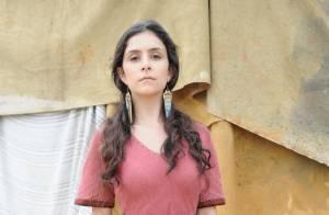 Novela 'Os Dez Mandamentos': Ada leva surra de Zípora ao fingir ataque de Josué
