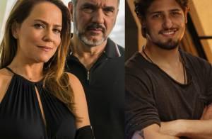 'Totalmente Demais': grávida, Lili não sabe se pai do bebê é Germano ou Rafael