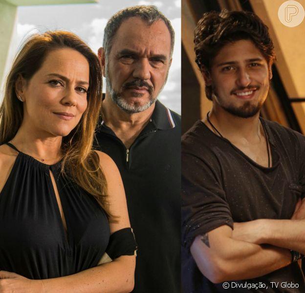 'Totalmente Demais': grávida, Lili (Vivianne Pasmanter) não sabe se pai do bebê é Germano (Humberto Martins) ou Rafael (Daniel Rocha)