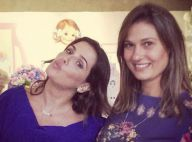 Nutricionista de Deborah Secco nega jejum da atriz na gravidez:'Só após o parto'